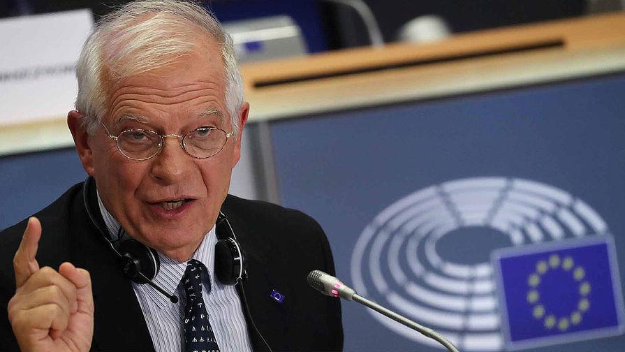 В Евросоюзе отреагировали на незаконные акции в России