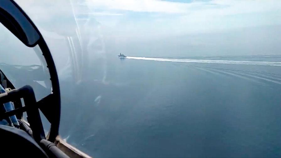 Посол России заявил, что инцидент с британским эсминцем мог привести к войне