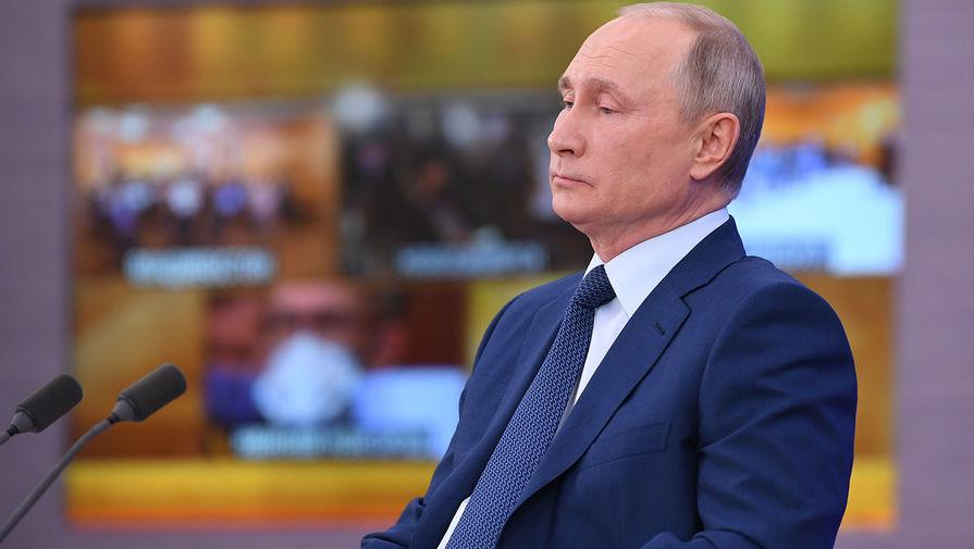 В России 2021 год будет Годом науки и технологий