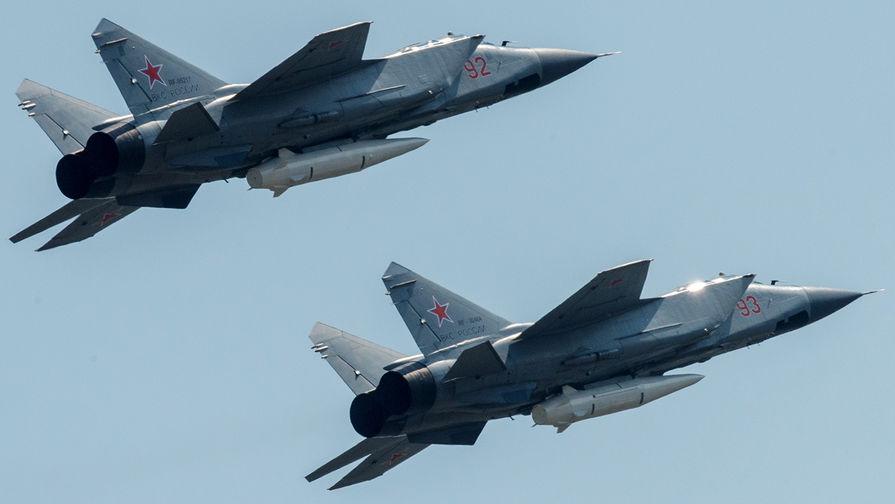 Россия перебросила в Сирию носители гиперзвуковых ракет в рамках учений