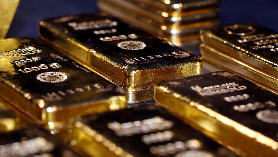 Доля валюты в международных резервах России сократилась в пользу золота