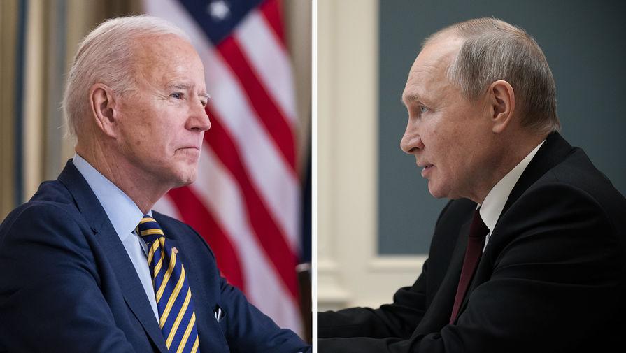 Байден уверен, что 'на каком-то этапе' вновь переговорит с Путиным