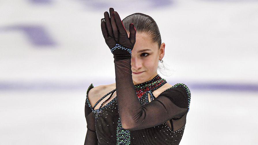 Тренер Гончаренко восхитилась четверными прыжками Валиевой