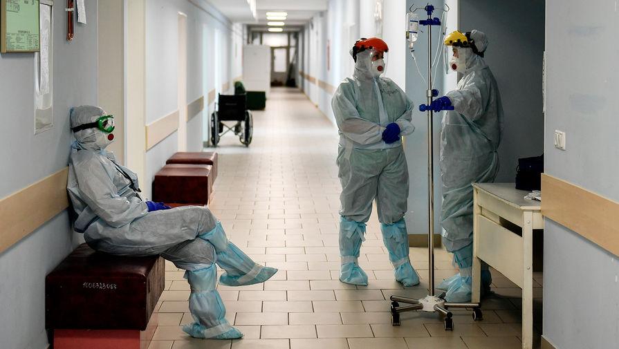 Эпидемиолог назвал причину снижения числа случаев COVID-19 в России