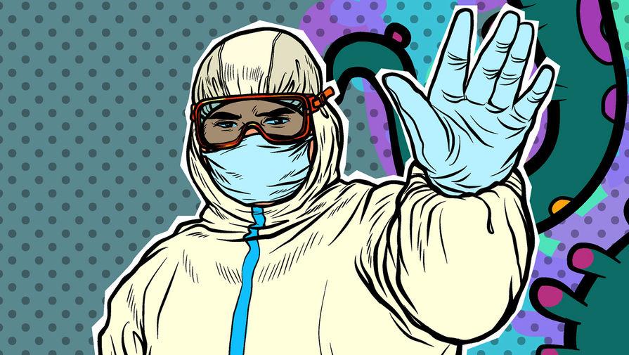 В центре 'Вектор' рассказали о происхождении коронавируса
