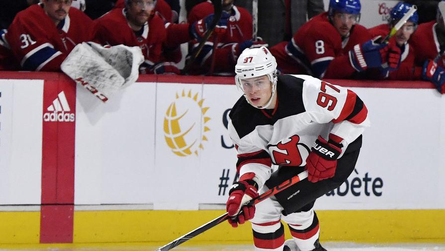 Клуб НХЛ выставил олимпийского чемпиона Гусева на драфт отказов
