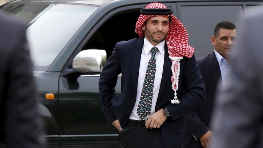 Бывший наследный принц Иордании подтвердил заключение под стражу в видеообращении