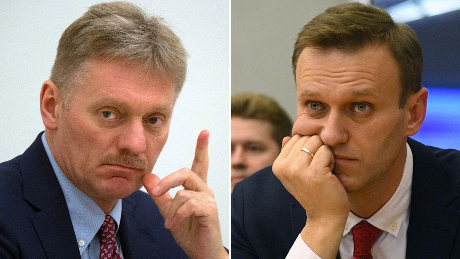 Песков прокомментировал решение ЕСПЧ по Навальному