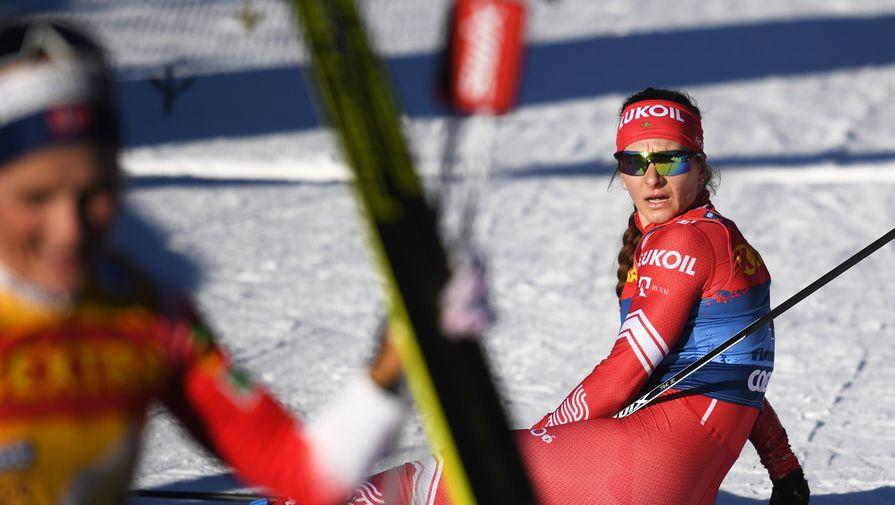 Лыжница Непряева рассказала о переломе руки