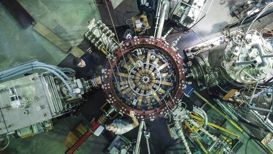 Впервые в мире термоядерную плазму протестировали в токамаке нового поколения