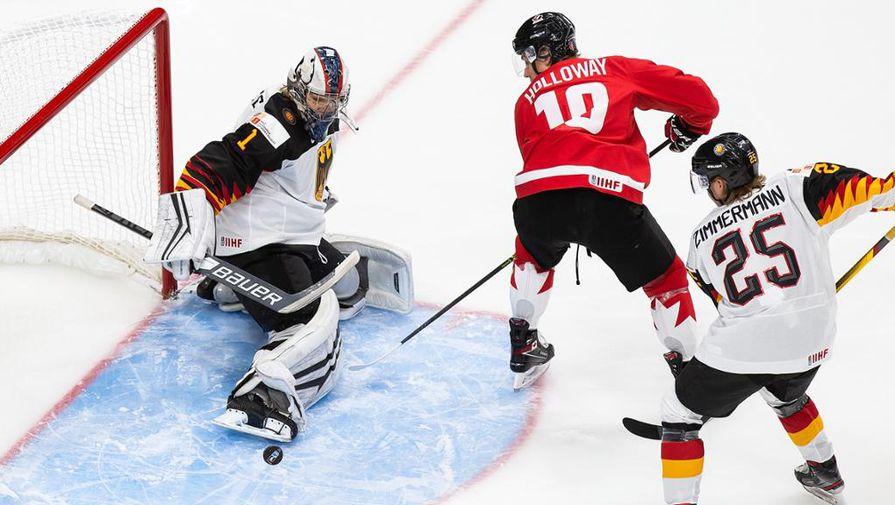 Журналист прокомментировал победу сборной Канады над Словакией на МЧМ-2021