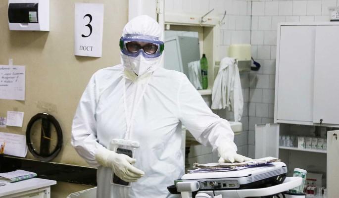 Суточный прирост заразившихся коронавирусом в России превысил 28 тысяч