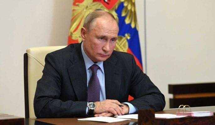В Кремле ответили на сообщения о проблемах со здоровьем у Путина