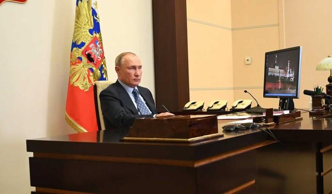 В Кремле отреагировали на слухи о сокрытии местонахождения Путина