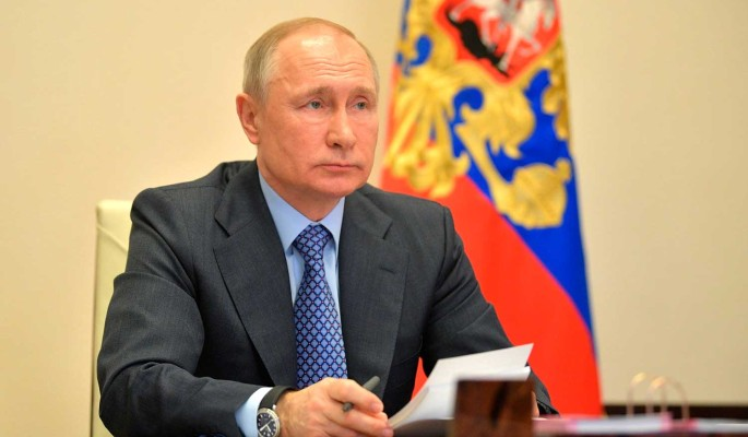 'При чем тут пандемия?': Путин удивился росту цен на продукты