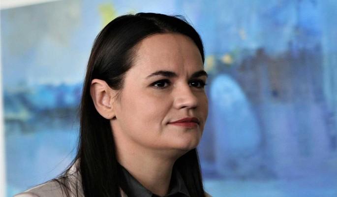 'Они не могут сделать ничего': Тихановская разочаровалась в европейских лидерах