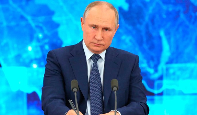 Путин анонсировал увеличение поддержки семей с детьми