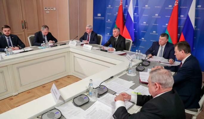 Парламентарии России и Белоруссии проанализирует ситуацию с правами человека в Европе