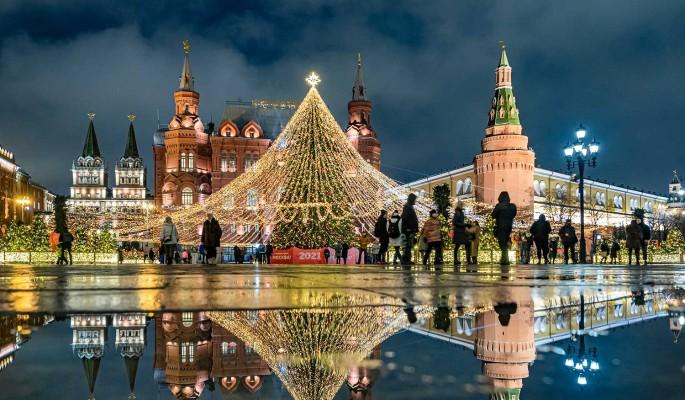 Собянин поддержал идею сделать 31 декабря выходным днем в Москве