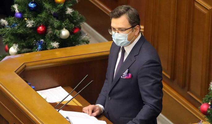 На Украине заявили об окончательном разрыве с 'русским миром'