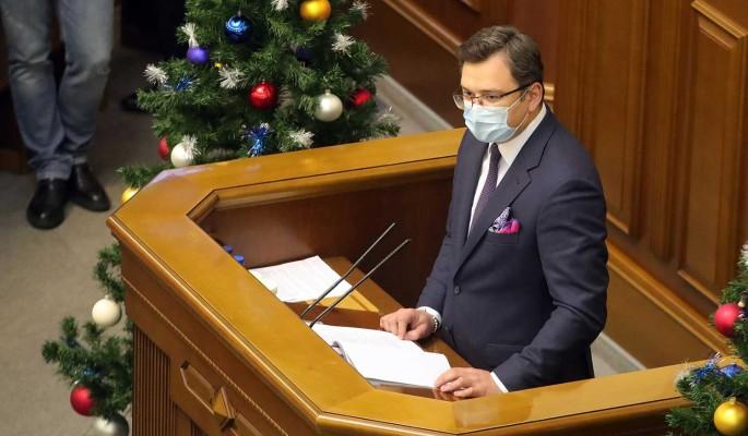 Глава МИД Украины пообещал сделать тему Крыма 'адской' для России