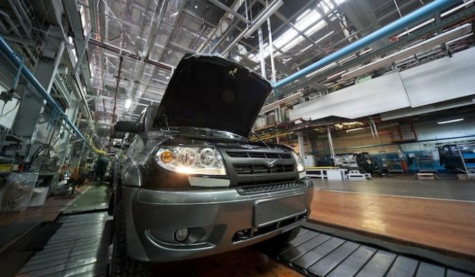 УАЗ 'Патриот' начнут продавать в США