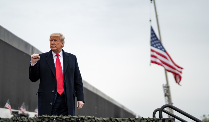 Адвокат раскрыл стратегию спасения Трампа от импичмента