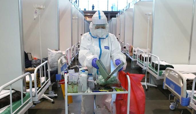 Пандемия отступает? В России коронавирусом за сутки заразились 18,2 тысячи человек