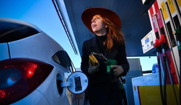 Россиян предупредили о росте цен на бензин
