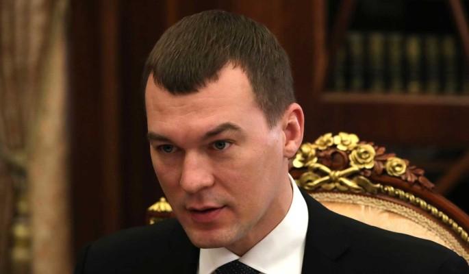 Дегтярев проверил готовность сил МЧС к тушению лесных пожаров