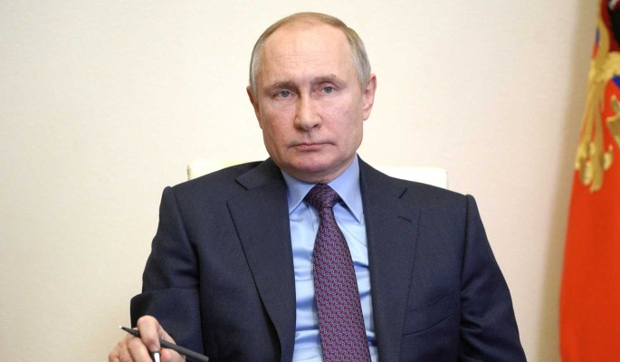 Путин высказался о своей вакцинации от коронавируса