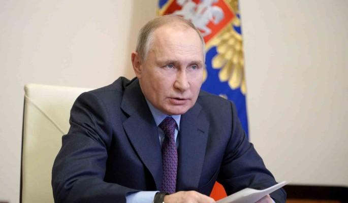 Путин объяснил отсутствие видео его вакцинации