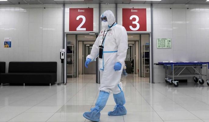 Суточный прирост заразившихся коронавирусом в России превысил 9 тысяч