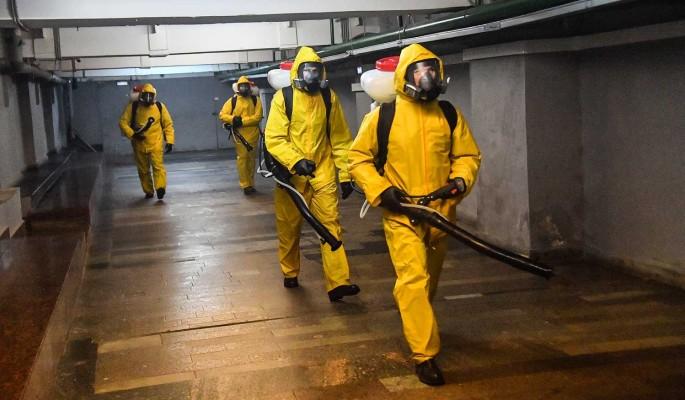'Инфекция отступает': глава Минздрава заявил о спаде эпидемии коронавируса в России