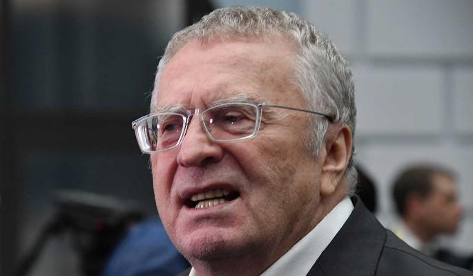 Жириновский раскритиковал западных лидеров: Все измельчало