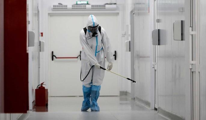 Коронавирус в России: за сутки выявили 15 тысяч новых случаев заражения