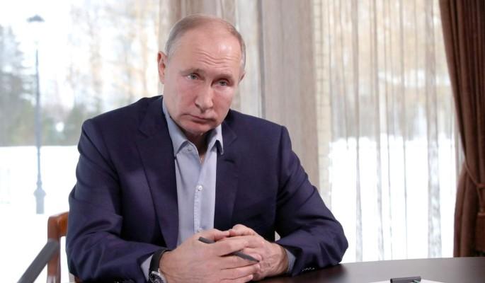 На Украине хотят установить памятник Путину