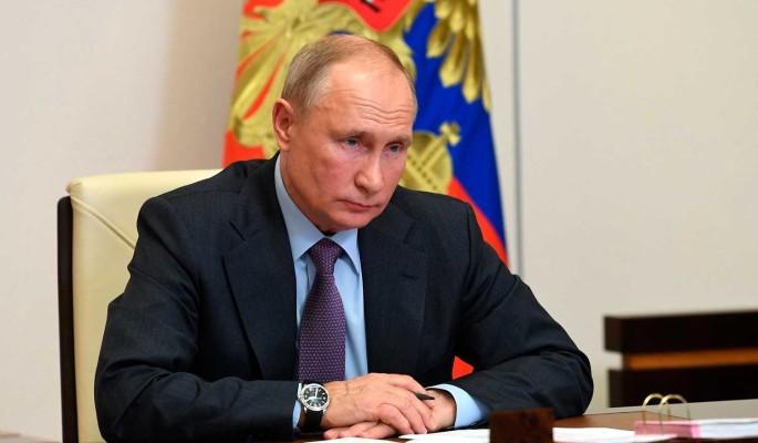 Путин заявил о недопустимости внешнего вмешательства в парламентские выборы