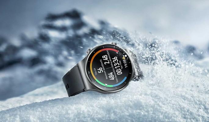 'Дни.ру' раздают подарки: часы HUAWEI WATCH GT 2 Pro