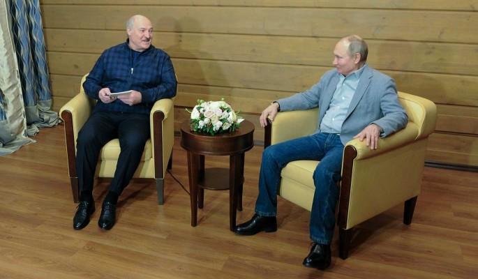 Лукашенко на встрече с Путиным выглядел как российский губернатор – эксперт Болкунец