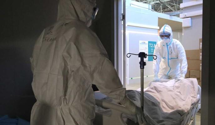 Коронавирус в России: за сутки выявили более 11 тысяч новых случаев