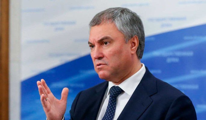 Вячеслав Володин встретится с председателем ПАСЕ