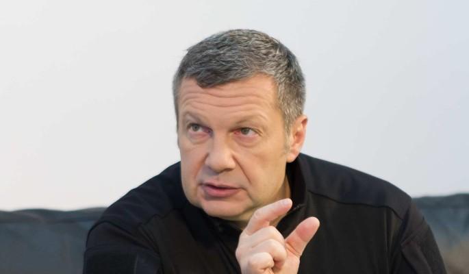 Соловьев призвал Россию ответить ударом по Украине из-за обострения на Донбассе
