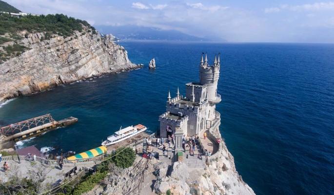 План Киева по возвращению Крыма оценили: Громко и во вред Украины