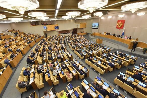Володин рассказал о приоритетах Думы на весеннюю сессию