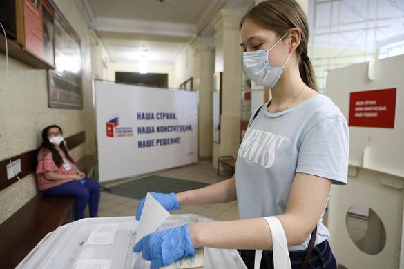 В регионах заработали штабы по общественному наблюдению за выборами