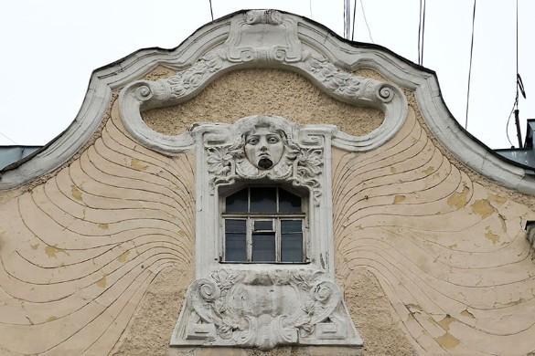 В Москве отремонтируют дом персидского торговца 1902 года