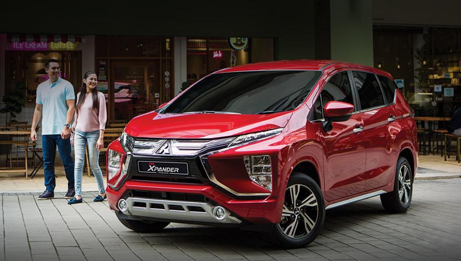 Mitsubishi нарастила объём производства вэнов Xpander