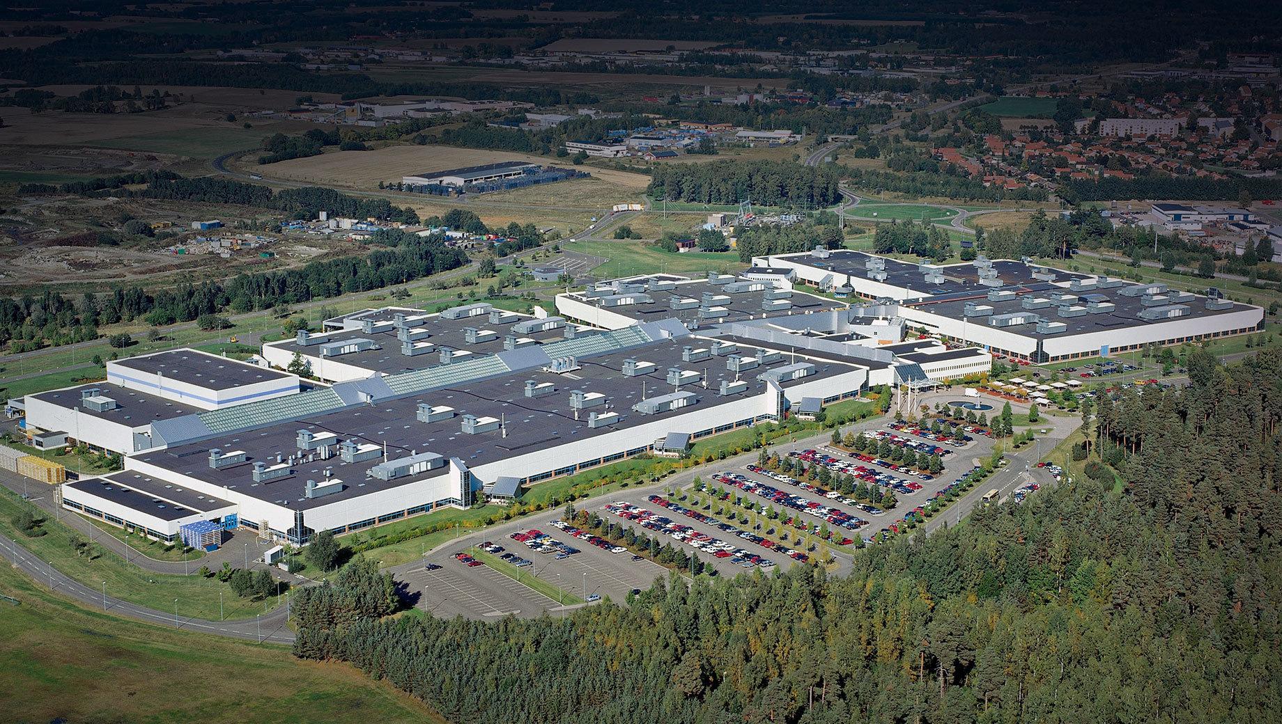 Volvo определила завод для выпуска своих электромоторов