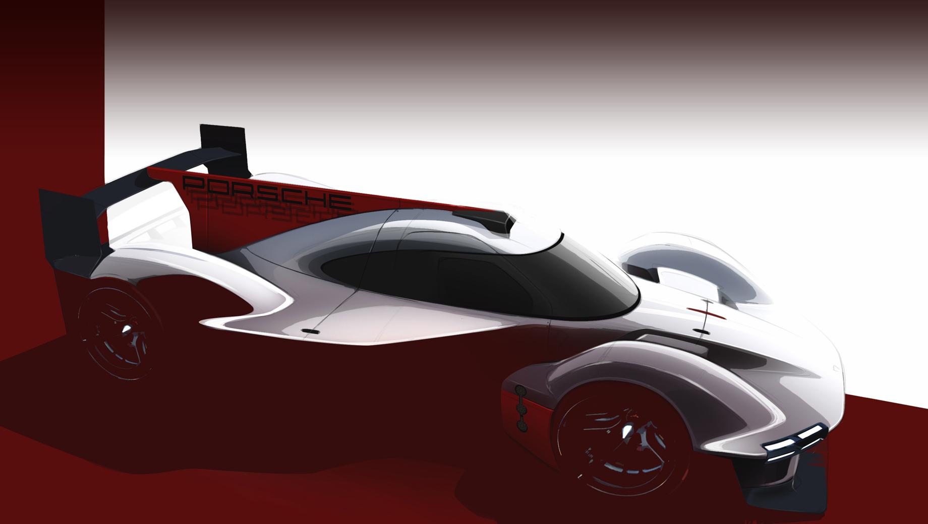 Porsche вернётся в топ-класс Ле-Мана с прототипом LMDh